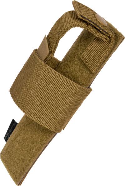 Вътрешен кобур за велкро Stick-up - Кафяв