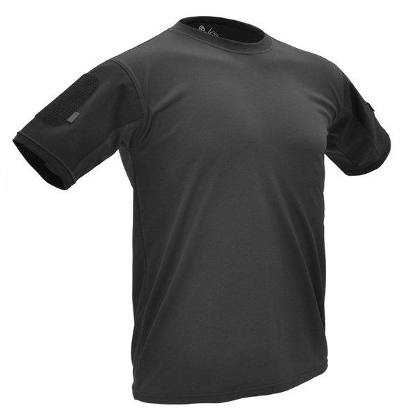 Тениска Battle-T - Черна