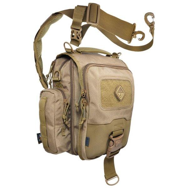 Презраменна чанта Kato - Кафява