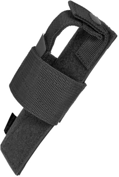 Вътрешен кобур за велкро Stick-up - Черен