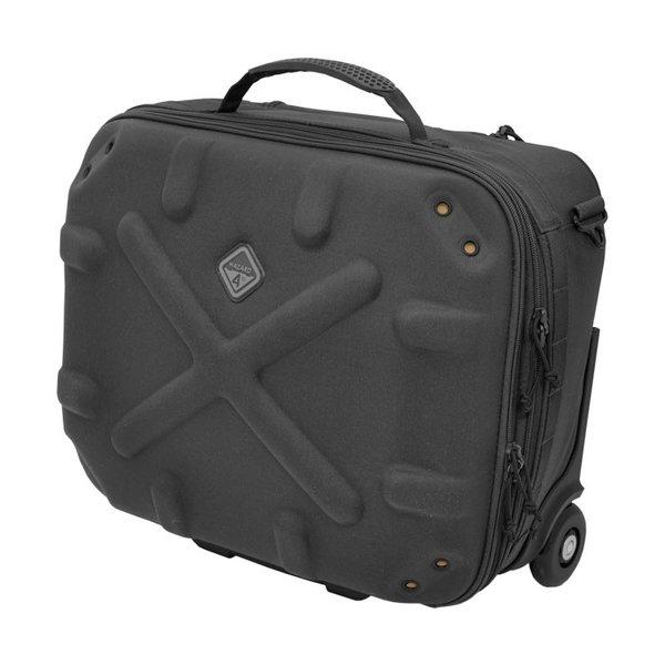 Куфар с колелца Airstrike - Черен