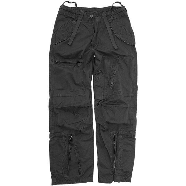 Панталон Pilot - черен