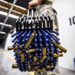 Compact Ammo-Up - уред за събиране на гилзи