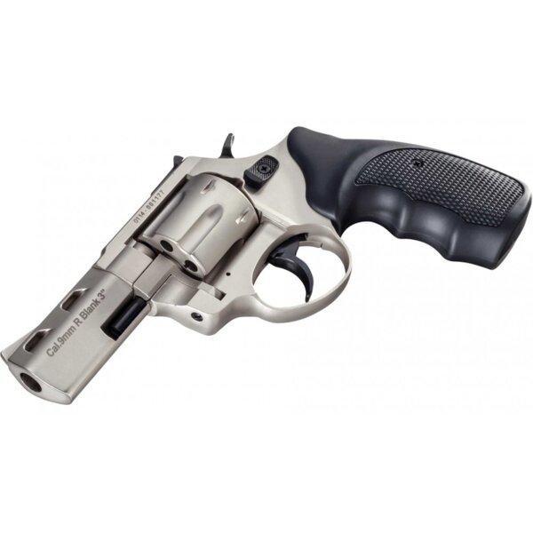 """Газов револвер R2-3"""" - сатен, cal. 9 mm"""