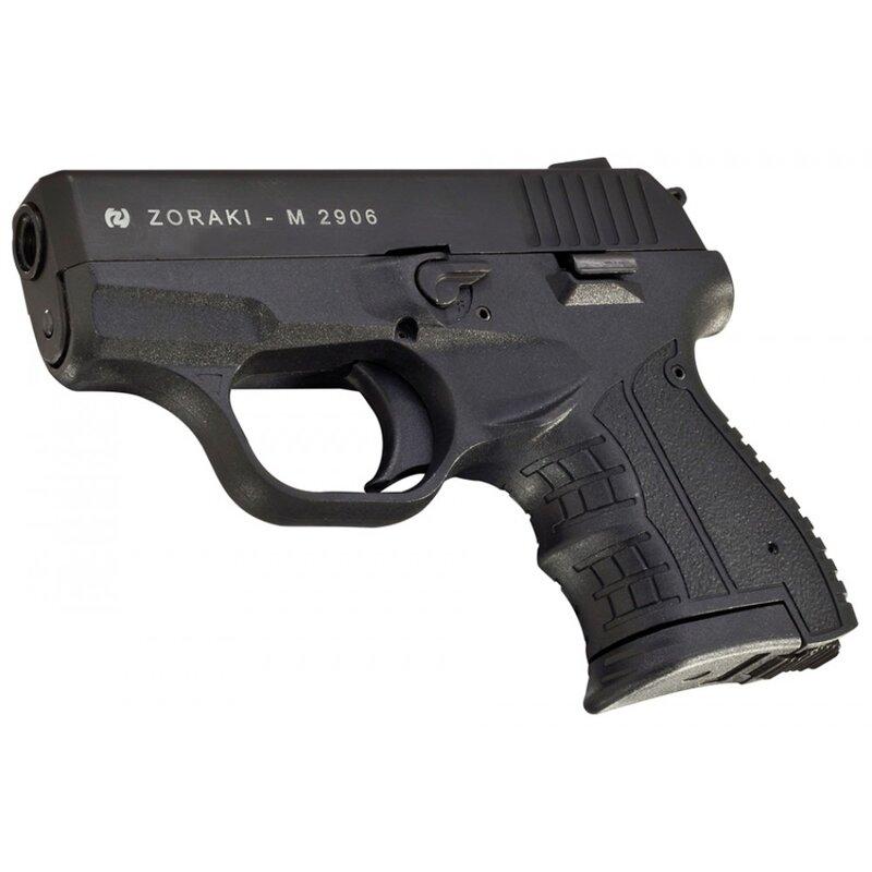 Газов пистолет 2906 - черен, cal. 9 mm