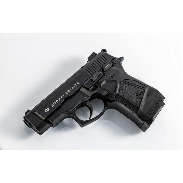 Газов пистолет 2914 - черен, cal. 9 mm