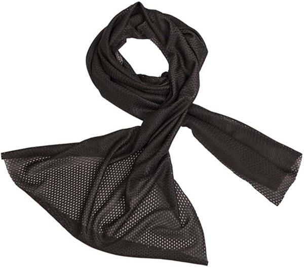 Мрежест шал - Black
