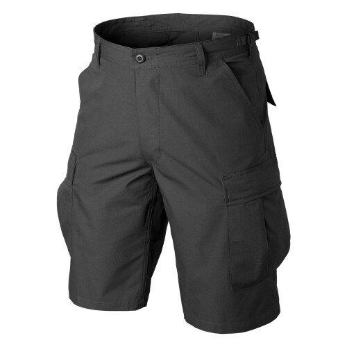 Тактически къс панталон BDU – черен