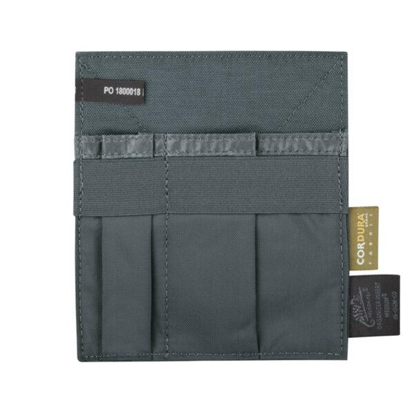 Органайзер за чанта с велкро – сив