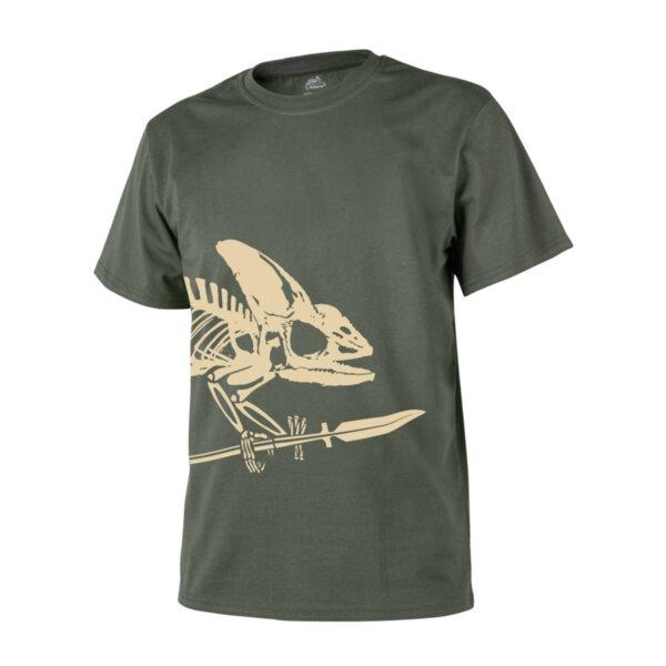 Тениска FBS – зелена