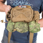 Тактическа раменна чанта EDC – различни цветове