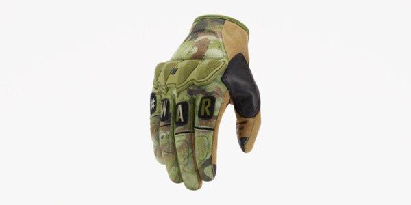 Ръкавици Wartorn - зелени