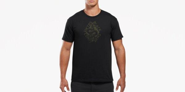 Тениска Diamond - черна