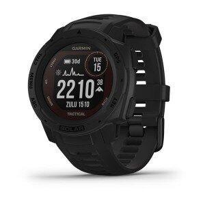 Смарт часовник Instinct Solar Tactical Edition - Black