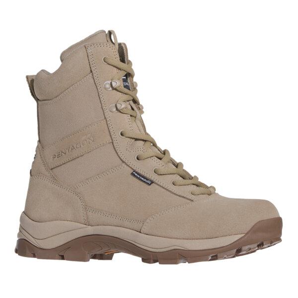 Тактически обувки Odos Suede 8 - бежови