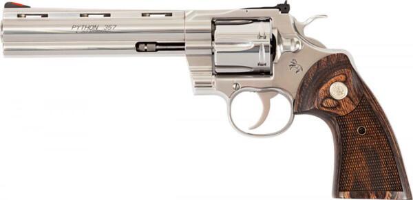 "Револвер Colt Python - .357, Mag 6"""