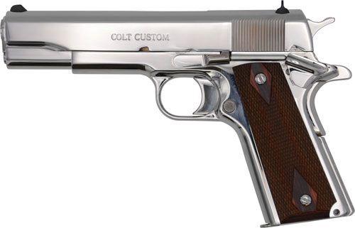 """Пистолет Government, металик - .45 ACP, 5"""""""