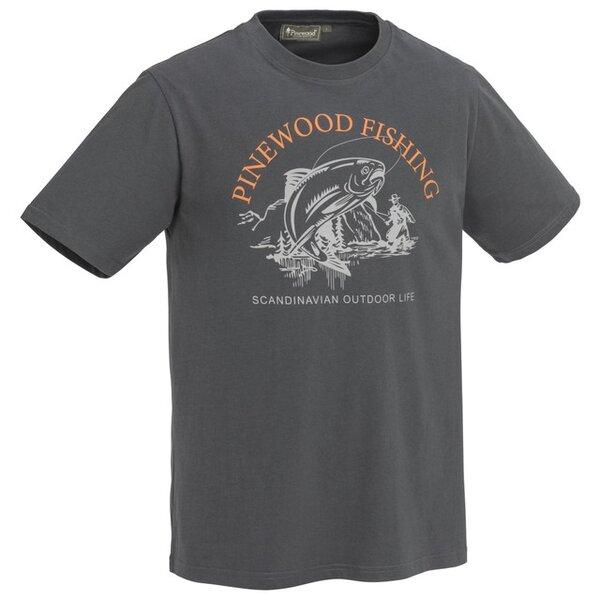 """Тениска с щампа """"рибар"""" - различни размери"""