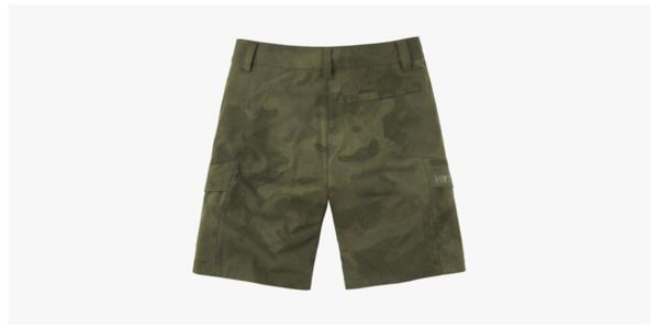 Къс панталон Operatus - зелен камуфлаж, различни размери