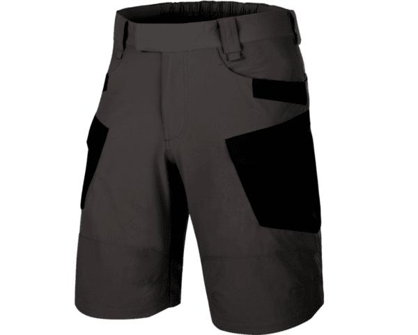 Къс панталон Outdoor Tactical Shorts - сиво/черно, различни размери