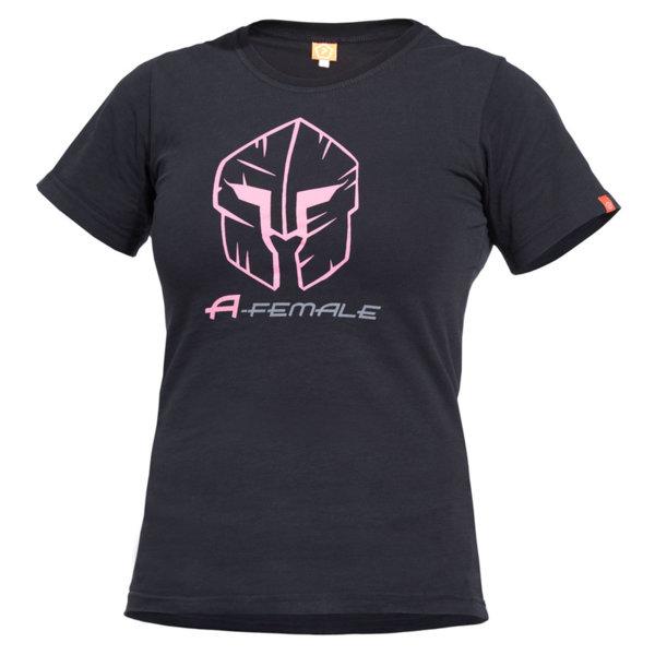 Тениска Artemis - Черна