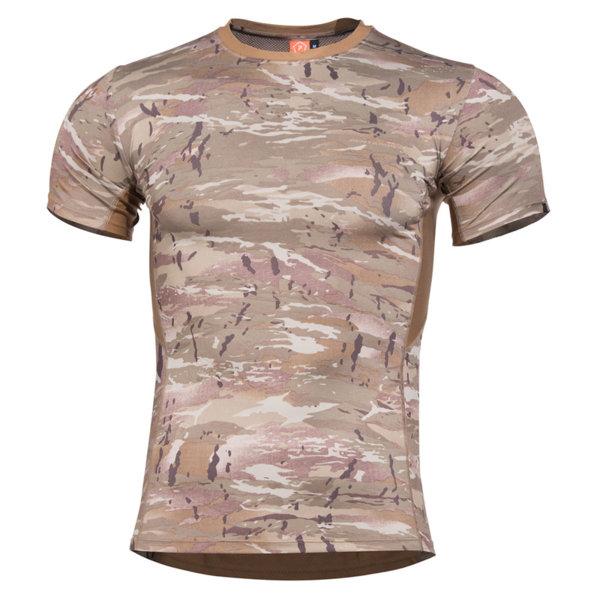 Тениска Apollo Tac-Fresh - Камуфлажна