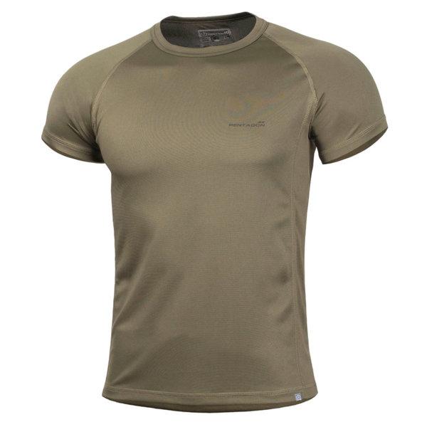 Тениска Body Shock - Зелена