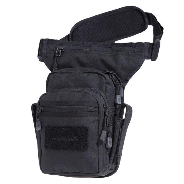Бедрена чанта MAX-S 2.0 – Черна