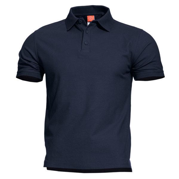 Тениска Aniketos Polo - Синя