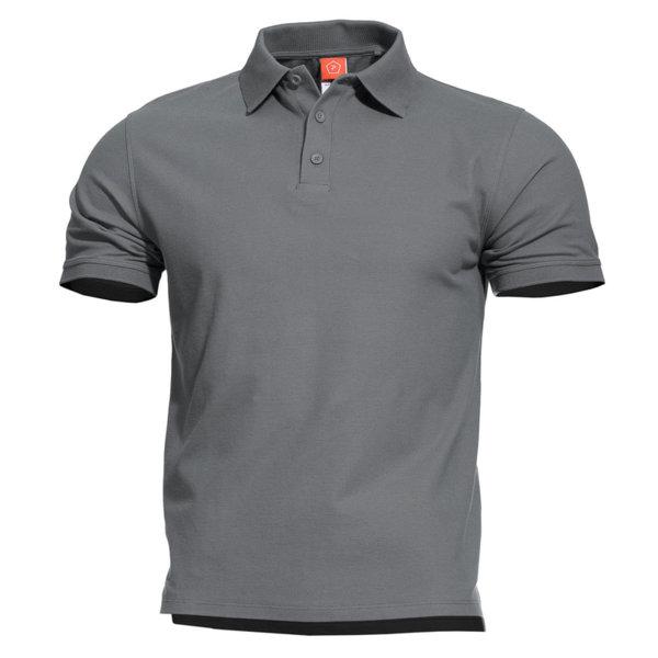 Тениска Aniketos Polo - Сива
