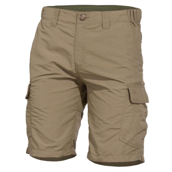 Къс панталон Gomati - Кафяв