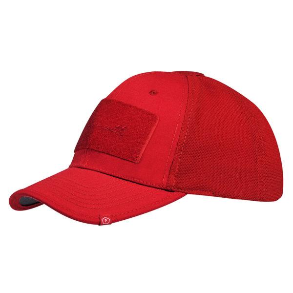 Шапка с козирка Raptor BB - Червена