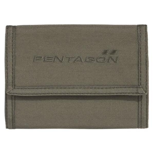 Портфейл Stater 2.0 Wallet - Зелен