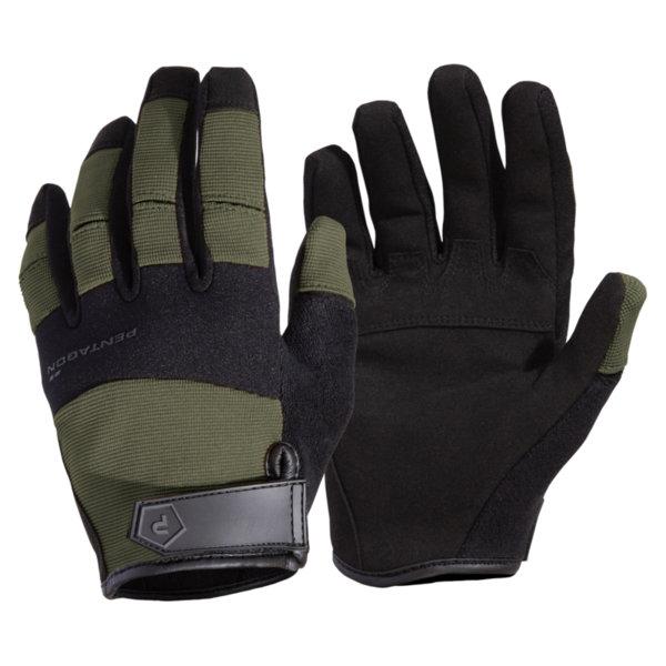 Ръкавици Mongoose - Зелени