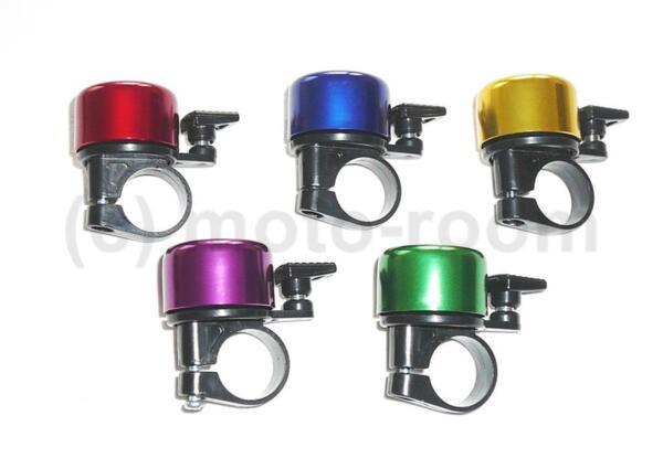 Звънец RideFit Alu Color Mini