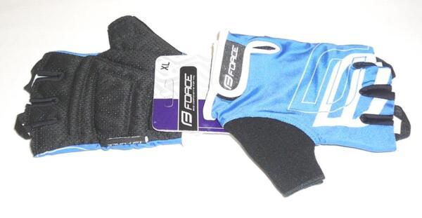 Колоездачни ръкавици Force Sport, размер XL