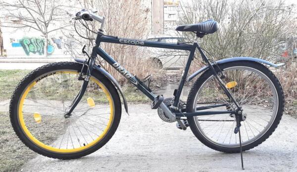 """Велосипед/колело 26"""" DRAG Escape, твърда рамка, 21 скорости"""