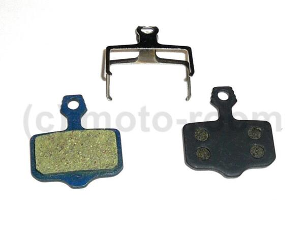 Органични накладки Brakco BP-44/SP-44 за спирачки Avid, SRAM
