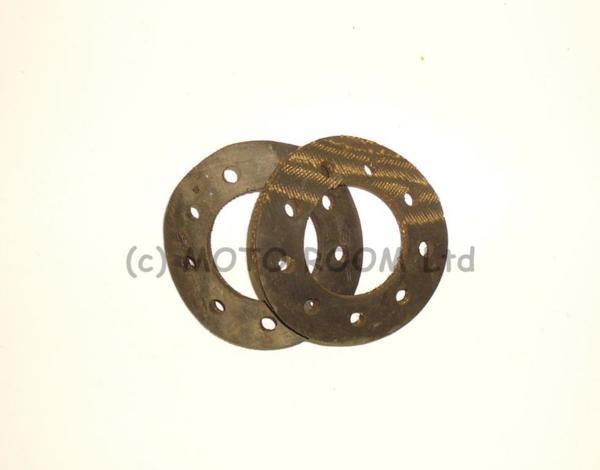 Гумена шайба съединителна (тампони) за веломотор
