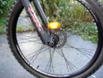 "Велосипед Leader Killer Bee, 26"", 24 скорости, алуминиева рамка"