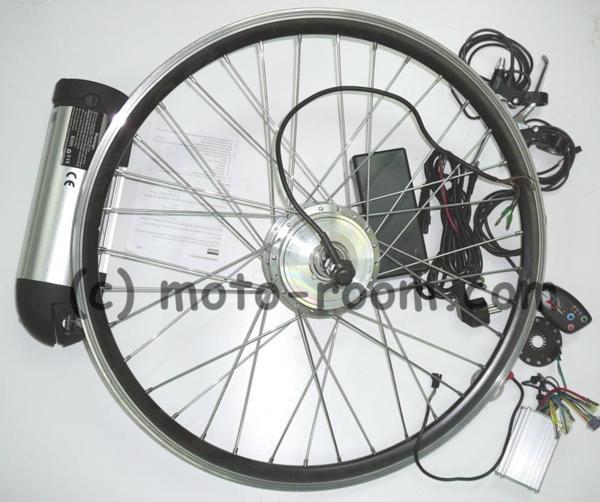 Комплект за електрически велосипед 250 W, 36 V Li-ion (E-BIKE KIT) - заден