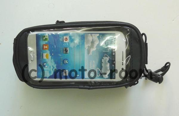 Чантичка за велосипед с калъф за смартфон - Roswheel
