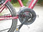 "Велосипед/колело 24"" FOX, стоманена рамка, 18 скорости Shimano, подновен"