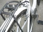 Градски велосипед/колело CROSS ARROW, алуминиева рамка, вътрешни скорости