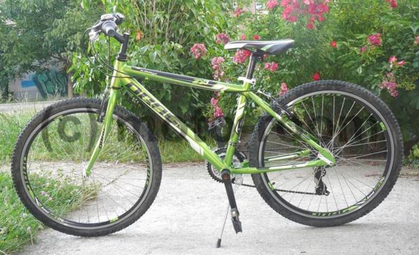 "Велосипед/колело 26"" DRAG ZX1, алуминиева рамка, 18 скорости Shimano, перфектен"