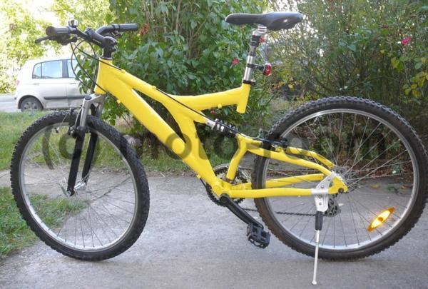 """Велосипед/колело 26"""", алуминиева амортисьорна рамка, 21 скорости"""
