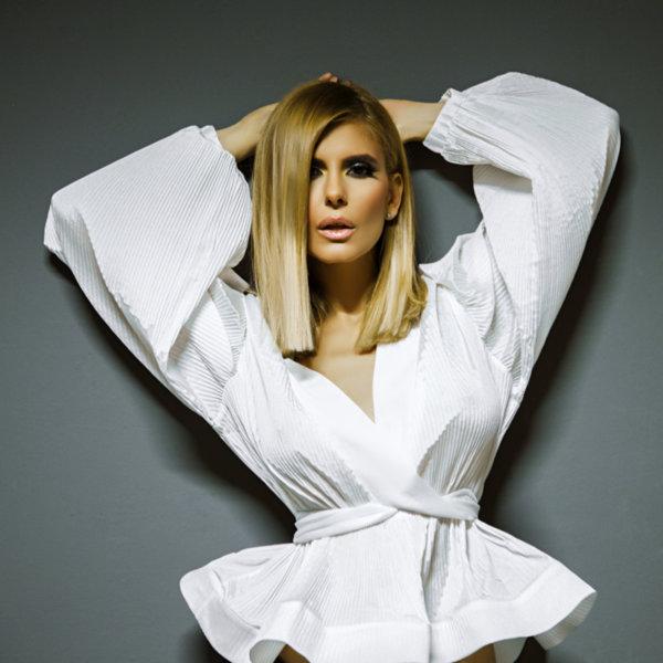 Риза Дама бяла