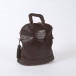 Чанта Вижън тъмнокафява