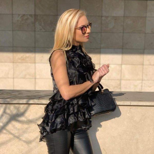 Блуза Открадната целувка