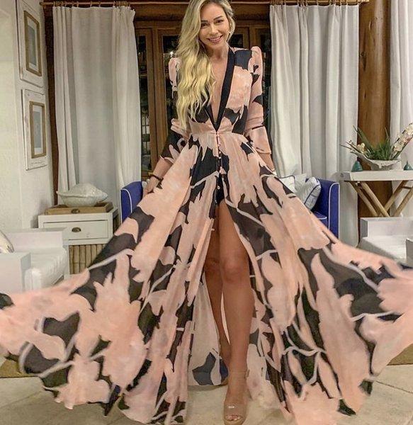Дълга рокля LADY BEACH
